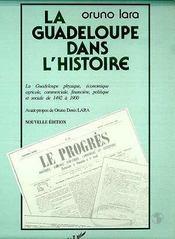 La Guadeloupe dans l'histoire - Intérieur - Format classique
