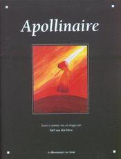 Apollinaire - Intérieur - Format classique