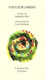 Couleur Jardin - Couverture - Format classique