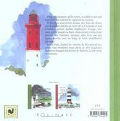 Phares Et Feux D'Atlantique - 4ème de couverture - Format classique