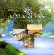 Au Fil De La Seine - Couverture - Format classique