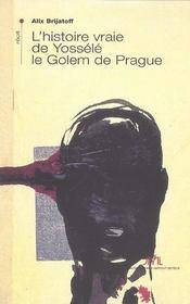 L'Histoire Vraie De Yossele Le Golem De Prague - Intérieur - Format classique