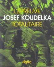 L'Epreuve Totalitaire - Intérieur - Format classique