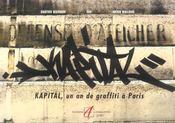 Kapital ; Un An De Graffiti A Paris - Intérieur - Format classique