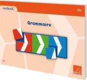 Veritech ; Grammaire ; Ce2 - Couverture - Format classique