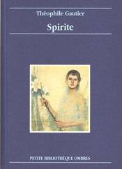 Spirite - Intérieur - Format classique