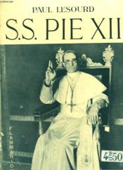 S.S. Pie Xii. - Couverture - Format classique
