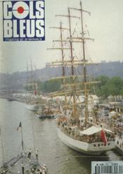 COLS BLEUS. HEBDOMADAIRE DE LA MARINE ET DES ARSENAUX N°2270 DU 20 ET 27 AOÛT 1994. CARENAGES D'UNE STAR par LE LV BAQUIGNON/ LA MOBILITE RETROUVEE par LE COM DE LA MARINE DEGRANGE / UN QUINQUAGENAIRE ALERTE par LE CC BERVAS / LES SOUS-MARINS FRANCAIS... - Couverture - Format classique