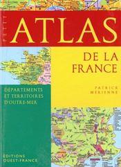 Petit Atlas De La France - Intérieur - Format classique