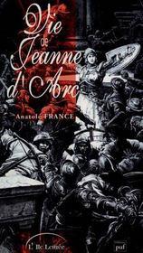 Vie de Jeanne d'Arc - Intérieur - Format classique