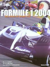 Formule 1 2004 - Intérieur - Format classique