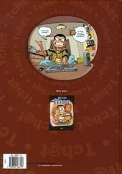Accros de msn t.2 - 4ème de couverture - Format classique