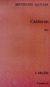 Calderon - Couverture - Format classique