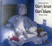 Ours Brun Et Ours Blanc - Intérieur - Format classique