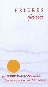 Prieres Glanees 15 - Intérieur - Format classique