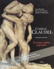 Camille claudel ; catalogue raisonne - Intérieur - Format classique
