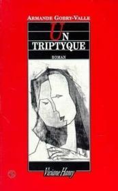 Un Triptyque - Couverture - Format classique