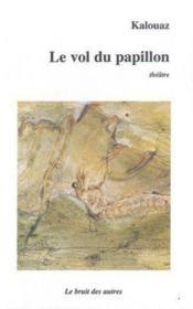 Le Vol Du Papillon - Couverture - Format classique
