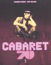 Cabarets - Intérieur - Format classique