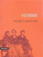 Femme - Intérieur - Format classique