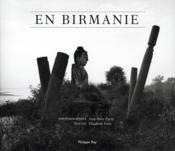En Birmanie - Couverture - Format classique