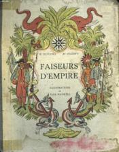 Faiseurs D'Empire - Couverture - Format classique