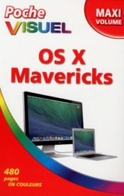 Vente livre :  OS X Mavericks ; maxi volume  - Paul Mcfedries