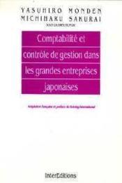 Compta Controle Gestion - Couverture - Format classique