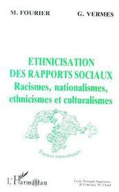 Ethnicisation des rapports sociaux - Intérieur - Format classique