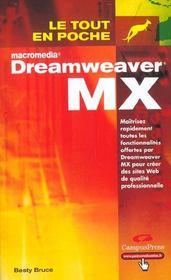 Dreamweaver Mx - Intérieur - Format classique