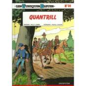 Les tuniques bleues t.36 ; Quantrill - Couverture - Format classique