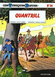 Les tuniques bleues t.36 ; Quantrill - Intérieur - Format classique