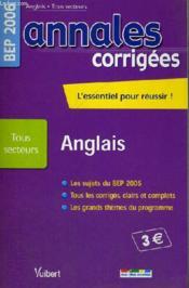 Annales Corrigees T.26 (édition 2006) - Couverture - Format classique
