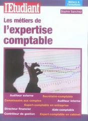 Les Metiers De L'Expertise Comptable - Intérieur - Format classique