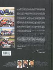 Grands prix moto 2004 ; une saison de grands prix - 4ème de couverture - Format classique