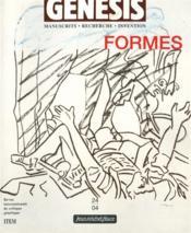 Formes - Couverture - Format classique
