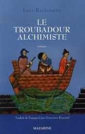 Le troubadour alchimiste - Intérieur - Format classique
