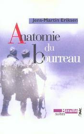 Anatomie du bourreau - Intérieur - Format classique