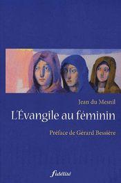 L'évangile au féminin - Intérieur - Format classique