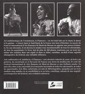 Arte Flamenco - 4ème de couverture - Format classique