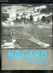 Bulletin Officiel Municipal N° 1. Nogaro. - Couverture - Format classique