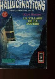 Le Village De La Foudre - Couverture - Format classique