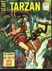 Tarzan - Trimestriel N°7 - Couverture - Format classique