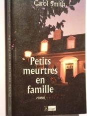 Petits Meurtres En Famille - Couverture - Format classique