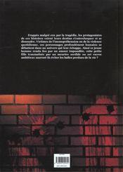 Balles Perdues T.1 ; Victimologie - 4ème de couverture - Format classique