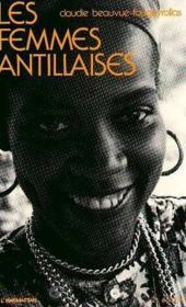 Les femmes antillaises (2e édition) - Couverture - Format classique