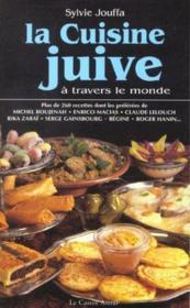 La Cuisine Juive - Couverture - Format classique