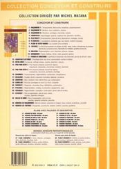Prix Pour Batir T.2 2001 - 4ème de couverture - Format classique