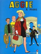 Aggie t.4 ; Aggie à Paris - Intérieur - Format classique