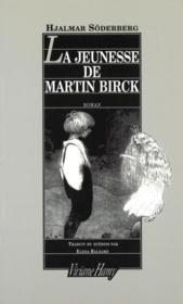 La jeunesse de Martin Birk - Couverture - Format classique